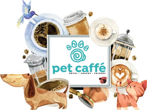 PET CAFFÉ – É Pet, É Hotel, É Caffé – Um lugar para reunir